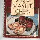 New Yorks Master Chefs Cookbook 0895350904
