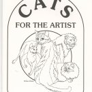 Cats For The Artist by Barbara Condon