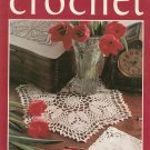 At Home With Crochet 0942237587 Leisure Art