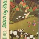 Stitch By Stitch Volume 7 Sewing Knitting Crochet Needlecraft 0920269079