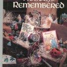 Holidays Remembered  Cross Stitch Leisure Art 094223720x