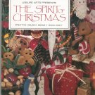 The Spirit Of Christmas Book Eight Cookbook Plus by Leisure Arts 0942237366