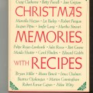 Christmas Memories With Recipes Cookbook 8882319