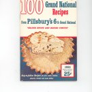 Pillsbury 6th Grand National Cookbook  Vintage Item First Edition