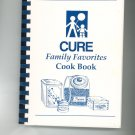 Cure Family Favorites Cook Book Cookbook Regional Community Childhood Cancer