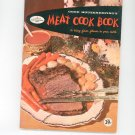 Vintage Good Housekeepings Meat Cook Book #9 Cookbook