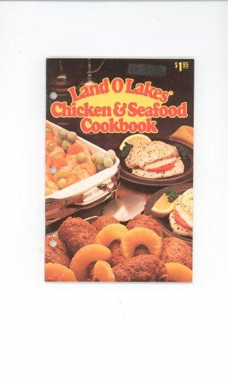 Land O Lakes Chicken & Seafood Cookbook LandOLakes