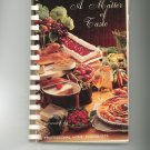 A Matter Of Taste Cookbook Regional Community California Home Economics 0896260518