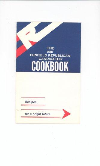 Republican Candidates 1981 Cookbook Regional Community New York