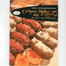 Good Housekeepings Company Meals and Buffets #14 Cookbook Vintage