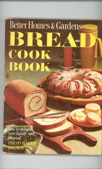 Better Homes & Gardens Bread Cookbook Vintage Item