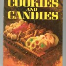 Better Homes & Gardens Cookies And Candies Cookbook Vintage Item