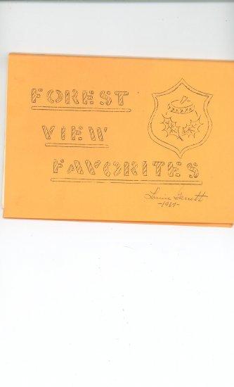 Forest View Favorites Cookbook Regional Community PTA