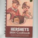 Hershey's 1934 Cookbook Revised Very Nice Item 0307492699