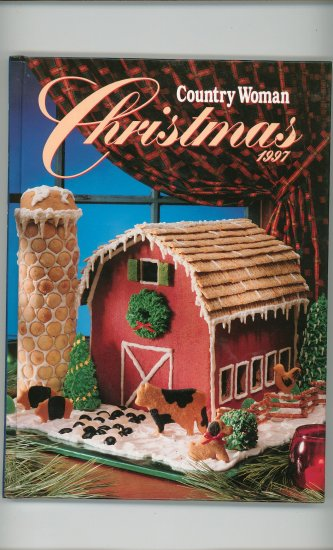 Country Woman Christmas 1997 Cookbook Plus 0898212111
