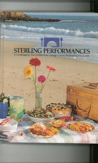 Srerling Performances Cookbook Orange County Performing Arts 0963843001