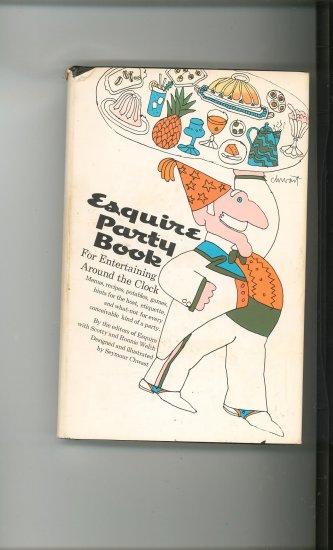 Esquire Party Book Cookbook Plus Vintage 6515415