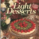Light Desserts Cookbook by Beatrice Ojakangas 0848707591