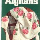 Afghans Book 742 by Columbia Minerva Vintage