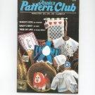 Annies Pattern Club Magazine Number 47 Dec. Jan. 1987