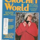 Crochet World Magazine April 1980 Vintage