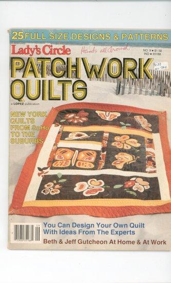 Ladys Circle Patchwork Quilts Magazine No. 9