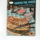 Good Housekeepings Around The World #19 Cookbook Vintage