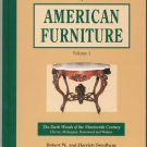Collector's Encyclopedia Of American Furniture Volume 1 Swedberg 0891454411