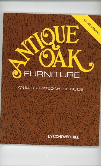 Antique Oak Furniture Illustrated Value Guide Conover Hill -891450076