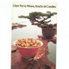Chex Party Mixes Snacks Candies Cookbook