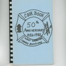 Cook Book 50th Anniversary 1932-1982 Ladies Auxiliary Regional New York