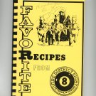 Favorite Recipes From Fire District 8 Cookbook Regional Wyoming