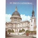 St. Pauls Cathedral Guide Souvenir Vintage 85372041x