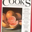 Cooks Illustrated November December 2001 # 53 Magazine / Cookbook