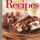 Better Homes & Gardens Annual Recipes 1997 Cookbook 0696207265