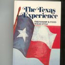The Texas Experience Cookbook Regional Womans Club 0960941606