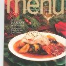 Special Wegmans Menu Magazine / Cookbook Holiday 2005 Regional