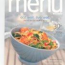 Special Wegmans Menu Magazine / Cookbook Winter 2003 Regional