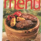 Special Wegmans Menu Magazine / Cookbook Summer 2003 Regional