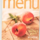 Special Wegmans Menu Magazine / Cookbook Summer 2004 Regional