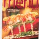 Special Wegmans Menu Magazine / Cookbook Holiday 2003 Regional