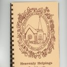 Heavenly Helpings Cookbook Regional Church Ohio Womens Association