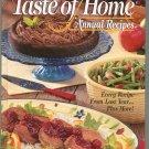 2004 Taste Of Home Annual Recipes Cookbook 0898213843