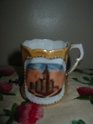 Souvenir Cup Rochester New York Made In Germany