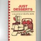 Just Desserts Cookbook Regional New York Diabetes Association