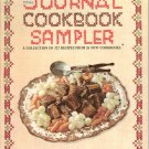 Ladies Home Journal Cookbook Sampler Vintage