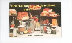 Fleischmanns Bake It Easy Yeast Book Cookbook