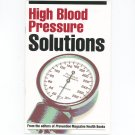 Prevention High Blood Pressure Solutions