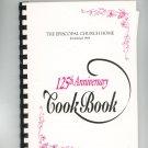 125th Anniversary Cookbook Regional New York Episcopal Church Home