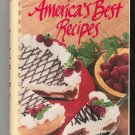 Americas Best Recipes Cookbook A 1996 Hometown Collection 0848714989